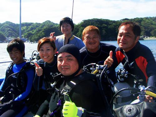 杉山さん&外波さん&内藤さん&宮沢さん