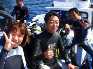 糸井さん&櫻井さん&中川さん