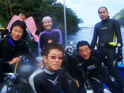 井上さん&五味さん&野沢さん&大塚さん&長崎さん