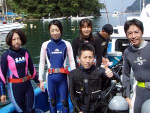 髙谷さん&伊丹さん&永松さん&三戸さん&藤巻さん