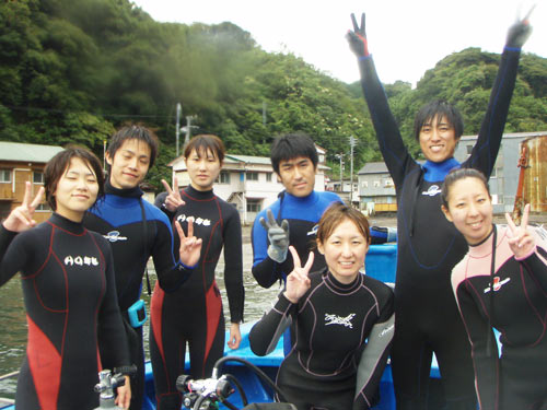 長嶋さんチーム&照崎さんチーム