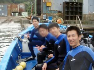 山田さん&中川さん&清水さん&長瀬さん