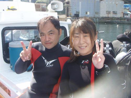 宮沢さん&高谷さん