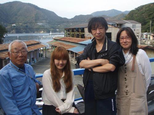船頭つっちー&川田さんチーム