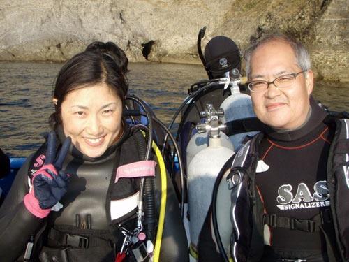 岡村さん& 高田さん