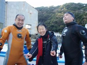 長崎さん&井上さん&中村さん