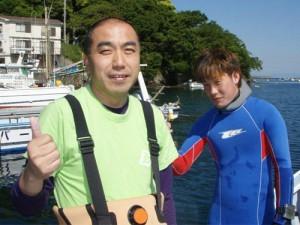 長崎さんと新人のゆうり