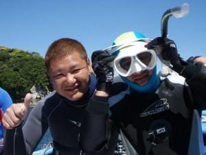 オーナー藤井&鈴木さん