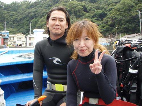 坂田さんご夫婦