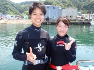高瀬さん&山川さん