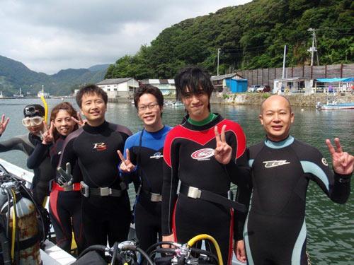 山本さんチーム