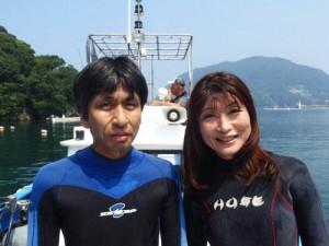 吉田さんご夫婦