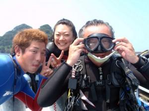 ユウリ&秋野さん&永井さん