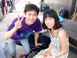 北嶋さん&小野さん