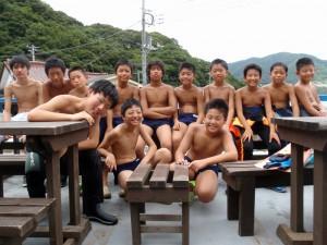高崎のミニバスケットチーム