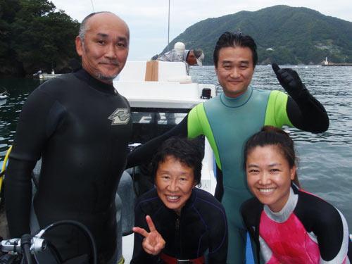 中村さん&井上さん&太田さんご夫婦