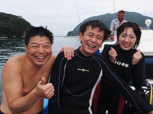 平本さん&中野さん&三橋さん