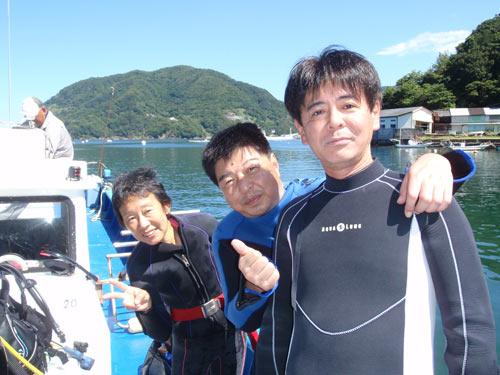 井上さん&平本さん&中野さん