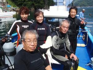 平井さん&青木さん&川田さん&小長井さん&井上さん