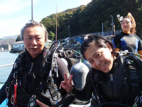 永井さん&佐怒賀さん