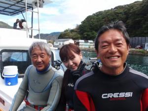 青木さん&太田さん&山岡さん