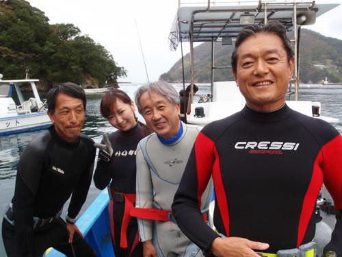 長谷川さん&太田さん&青木さん&山岡さん