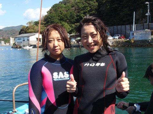 永松さん&伊丹さん