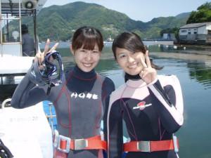 依田さん&長沼さん