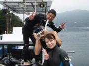 永井さん&初田子の影山さん