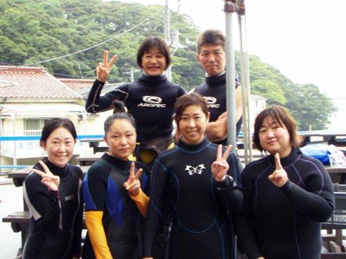 海野さん&土井さん&木村さん&橋爪さん&杉山さん&外波さん