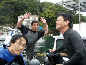 田中さん&丸山さん&仁平さん