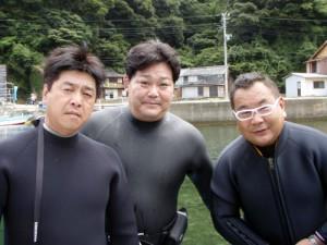 中川さん&柳谷さん&大村さん