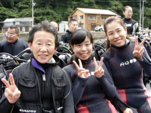 井上さん&長谷川さんご姉妹