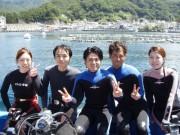 小松さん&磯部さん&宮崎さん&中上さん&大橋さん