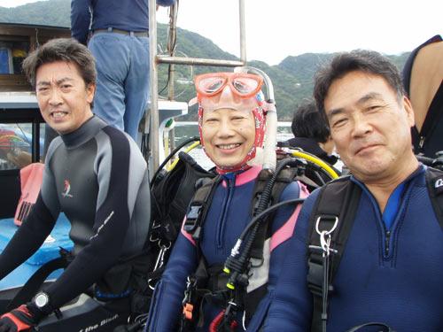 高田さん&中山さんご夫婦