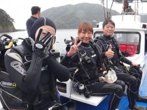 広瀬さん&矢野さんご夫婦