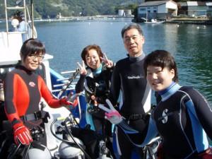 鈴木さん&太田さんご夫婦&唐木さん