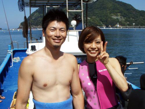 畠山さん&坂本さん