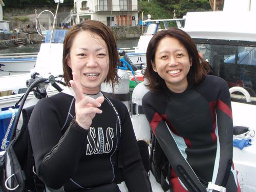 藤井さん&市川さん