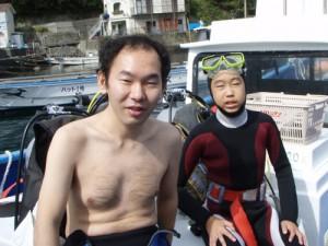 鈴木さん&澤山くん