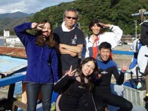 田子初の笹部さん&永井さん&笹沼さん&中島さん&藤田さん