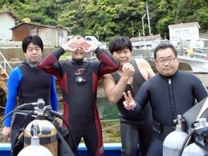 中山さん&鈴木さん&柳谷さん&大村さん