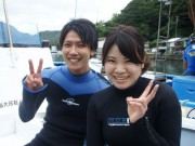 波間さん&岡本さん