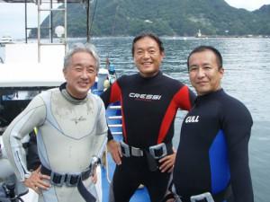青木さん&山岡さん&上野さん