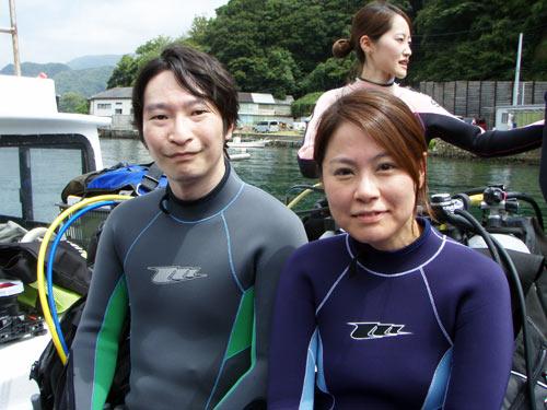 石川さんご夫婦