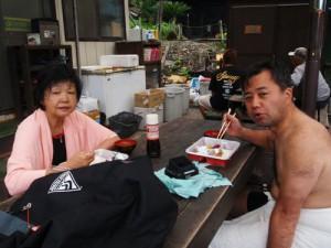 近藤さん&蓮沼さん