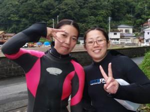 中島さん&沖さん