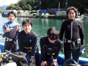 新川さん&山口さん&櫻井さん&藤巻さん