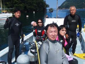 勝俣さん&五味さん&清野さん&戸嶋さん&斉藤さん&神宮寺さん