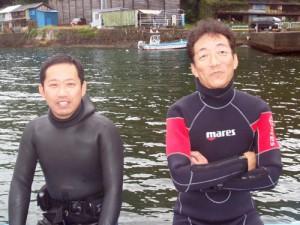 中川さん&櫻井さん